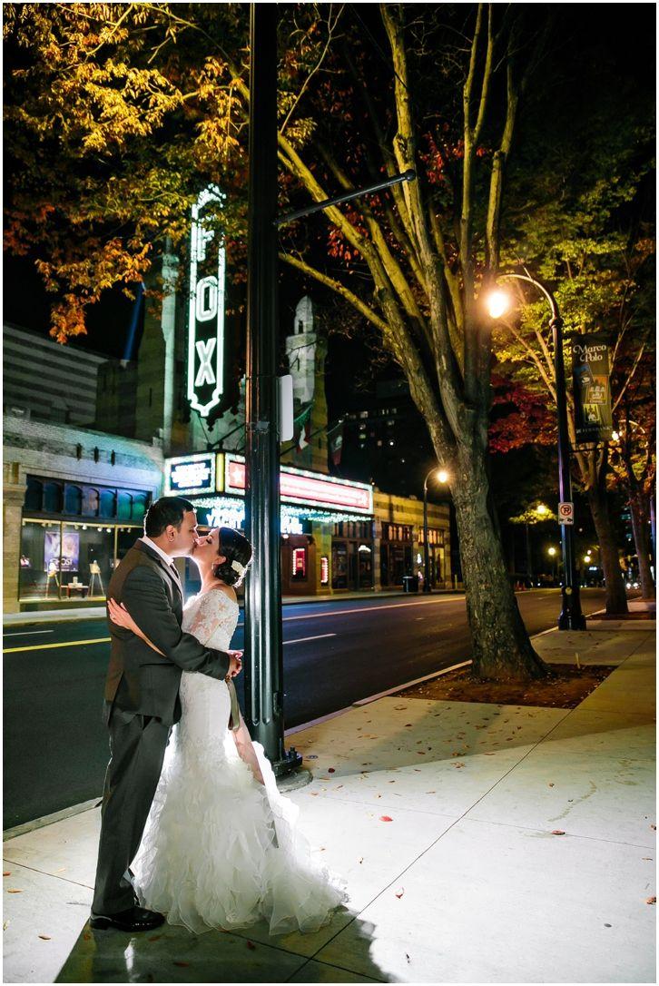 Georgian Terrace Fall Wedding l Kristen + Jude l Wedding Photographer l Atlanta, GA