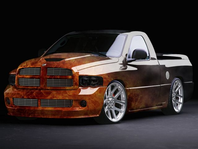Custom Dodge Ram Trucks | RC custom paint - Dodge Ram SRT-10 Forum - Viper Truck Club of America