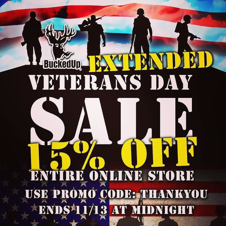 We've Extended our Veterans Day SALE 15 OFF Entire Online