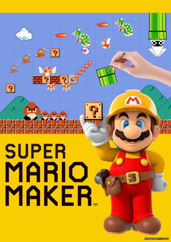 Nintendo Super Mario Maker on Wii U