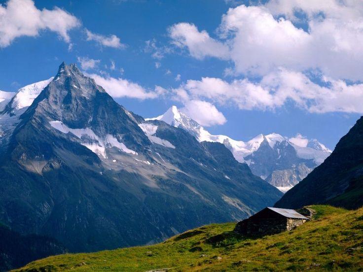 Matterhorn Switzerland This Little Cottage Makes Me