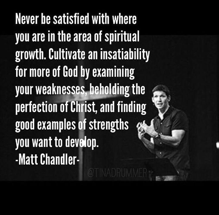 Matt Chandler quote