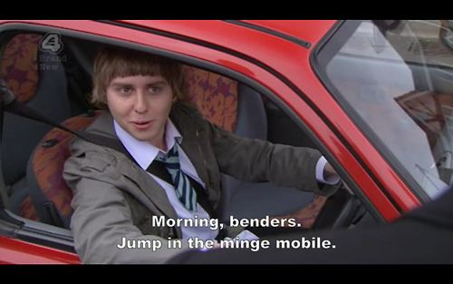 Inbetweeners...love!!!