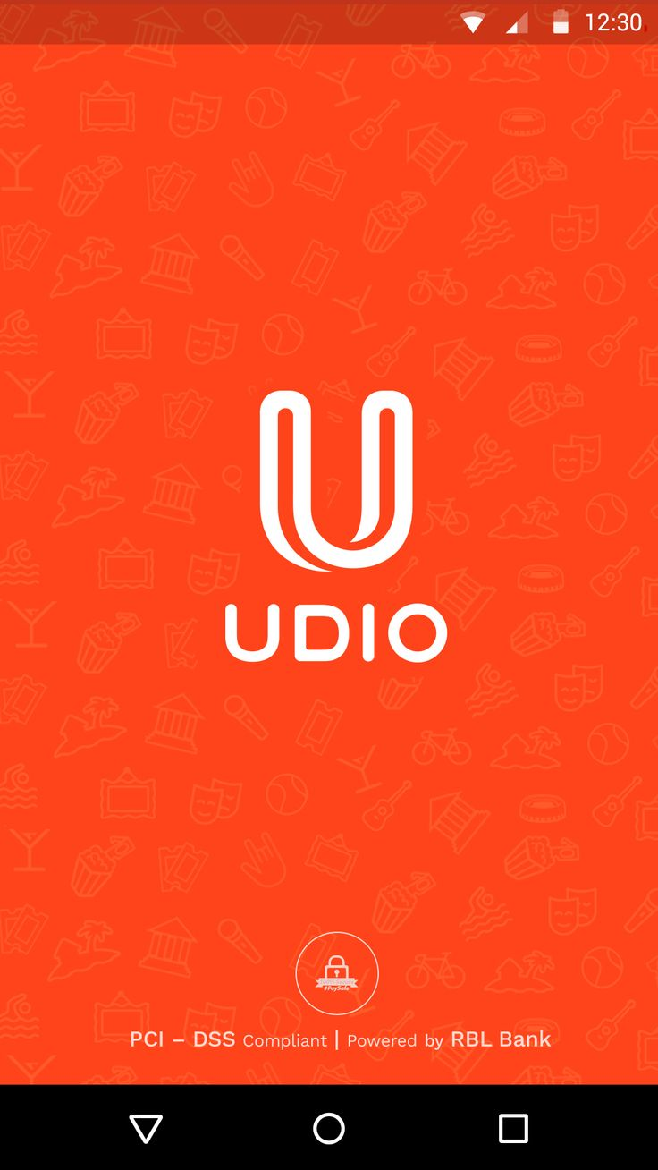 Splash Screen #Udio
