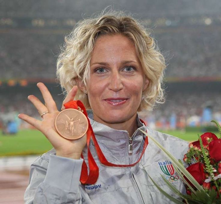 Elisa Rigaudo-Pechino 2008-BRONZO:Atletica leggera- Marcia 20 km
