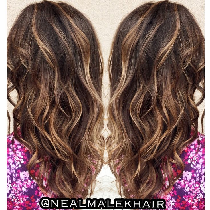 FORMULA: Classic Caramel Lites Courtesy Balayage and Babylights