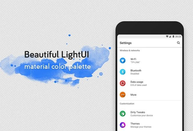 Flux White - Substratum Theme v1.0.2 [Patched]   Flux White - Substratum Theme v1.0.2 [Patched]Requirements:7.0 & up  Substratum Theme Engine  RootOverview:Flux White theme for Substratum is designed with pixel perfect precision and material ui to give your phone a completely new modern look and feel! With high quality vector graphics and full of features you will enjoy using your phone!  There is also a Dark Flux version available here:https://goo.gl/tPq18n  Works with android 7.0/7.1.2…