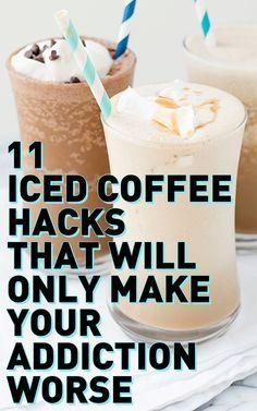 Getting your caffeine fix just got SO much better.