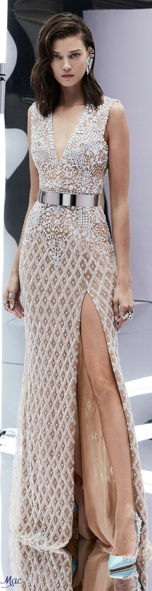 -Spring 2017 Ready-to-Wear Zuhair Murad.                                                                                                                                                                                 More