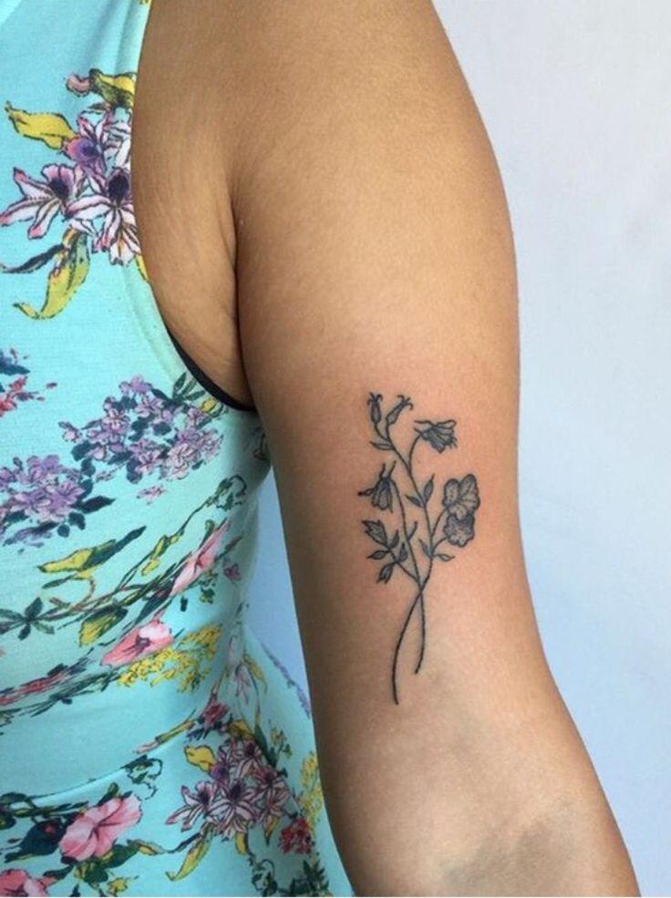62 best tattoos images on pinterest tattoo ideas columbine tattoo and cool tattoos. Black Bedroom Furniture Sets. Home Design Ideas