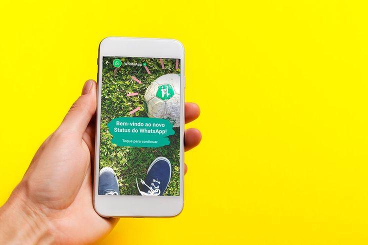 WhatsApp ganha recurso do Snapchat; veja como funciona - http://www.showmetech.com.br/whatsapp-recurso-snapchat-status/