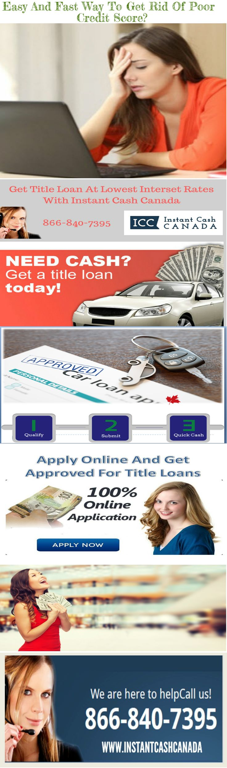 Need quick and an easy approval on car title loans in London? Just Call Instant Cash Canada at 1-866-840-7395 and get approved easily. Our Loan process is very easy and fast and we are the best and perfect option if you are applying for car title loans. For more information visit https://badcreditcarloansalberta.wordpress.com/2017/06/02/apply-today-get-cash-today-car-title-loans-london/
