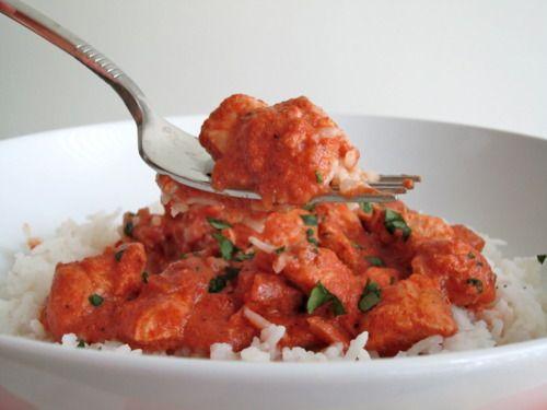 Slow Cooker Chicken Tikka Masala - Damn Delicious
