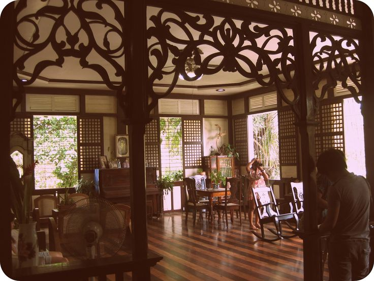 Turning Boholano Cloribel House A Grand Ancestral Home