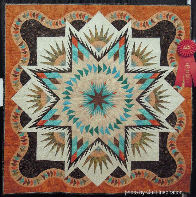 Desert Adventure: Quilt Arizona ! Part 3 : Southwestern Quilts | Quilt Inspiration | Bloglovin'
