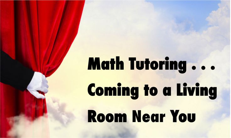 How Technology Brings Math Tutoring to Your Living Room