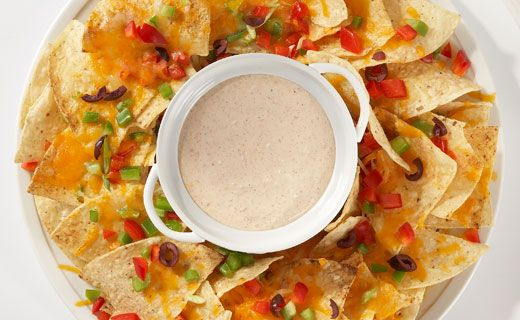 Nachos Supremo! Using our Nacho Cheese Dip Seasoning this is a quick and easy crowd-pleasing snack.