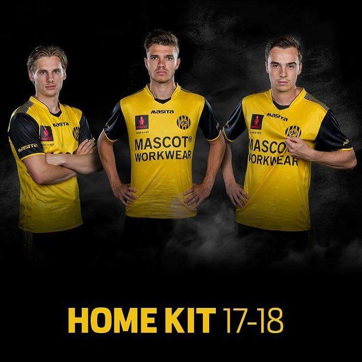 Roda JC Kerkrade Home Kit 2017-2018  Koop hem vandaag tijdens de open dag in de Fanshop voor 5495! #RodaJC