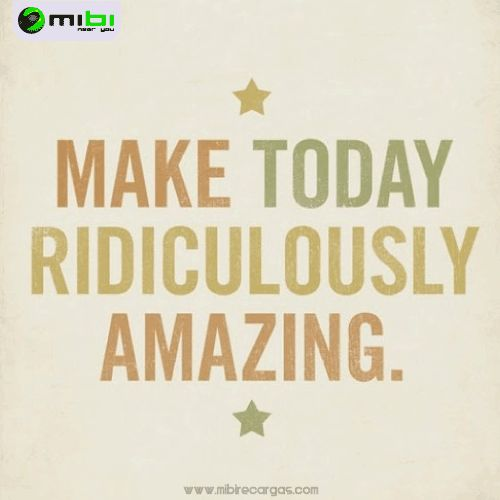 Ridiculously amazing...  In Mibi, we want you to smile, we want to motivate you to get everything that you want and doing your life more easy Know us! www.mibitopups.com Mibi, Near you!