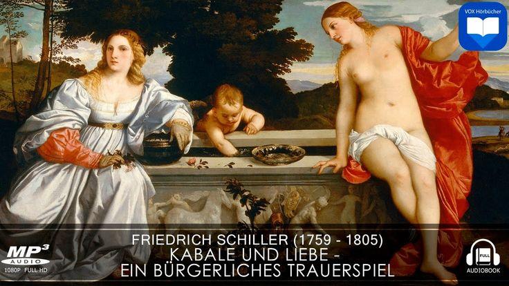 Hörbuch: Kabale und Liebe - Ein bürgerliches Trauerspiel von Friedrich S...