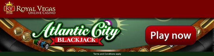 Atlantic City, play now at Royal Vegas #casino #online entertainment #Royal Vegas Casino