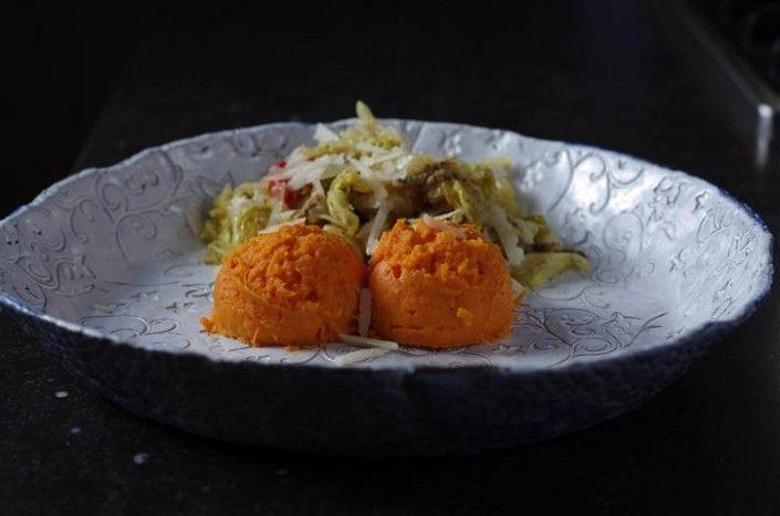 West-Friese kool stoofpot