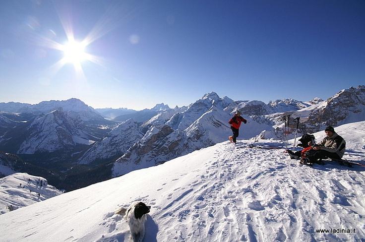 Sas dla Para (Lavinores) | Al Plan / San Vigilio / St. Vigil | Sas dla Para, Lavinores, senes, sennes, fodara vedla, pederü, fanes, marebbe, san vigilio, tour, escursione, passeggiata, trekking | Val Badia e Alta Badia, escursioni, itinerari, camminare, passeggiate nella natura.