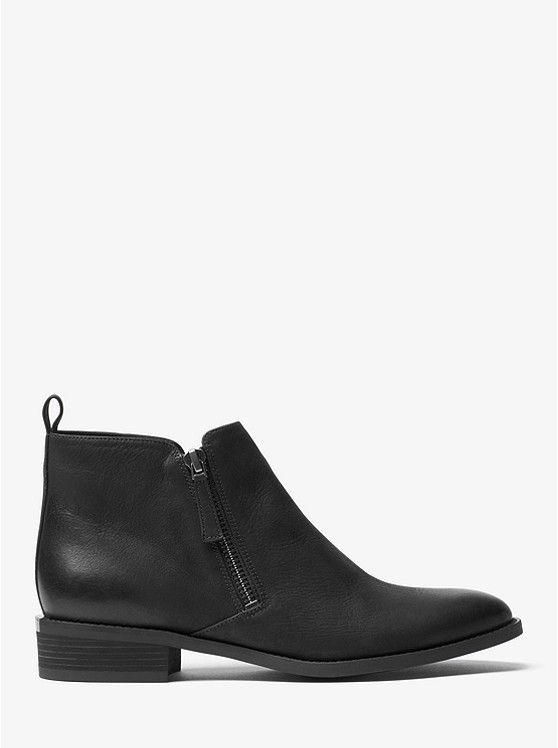 MICHAEL MICHAEL KORS / Denver Leather Ankle Boot