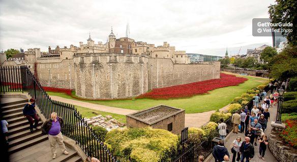 Tour guidato con il guardiano della Torre di Londra