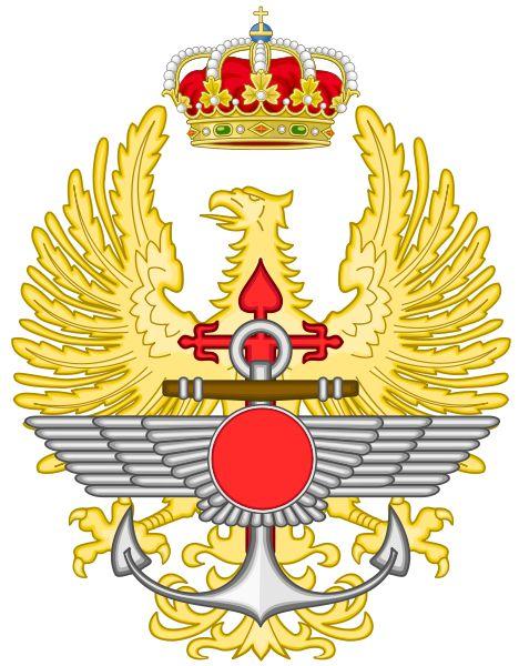 File:Emblem of the Spanish Armed Forces.svg