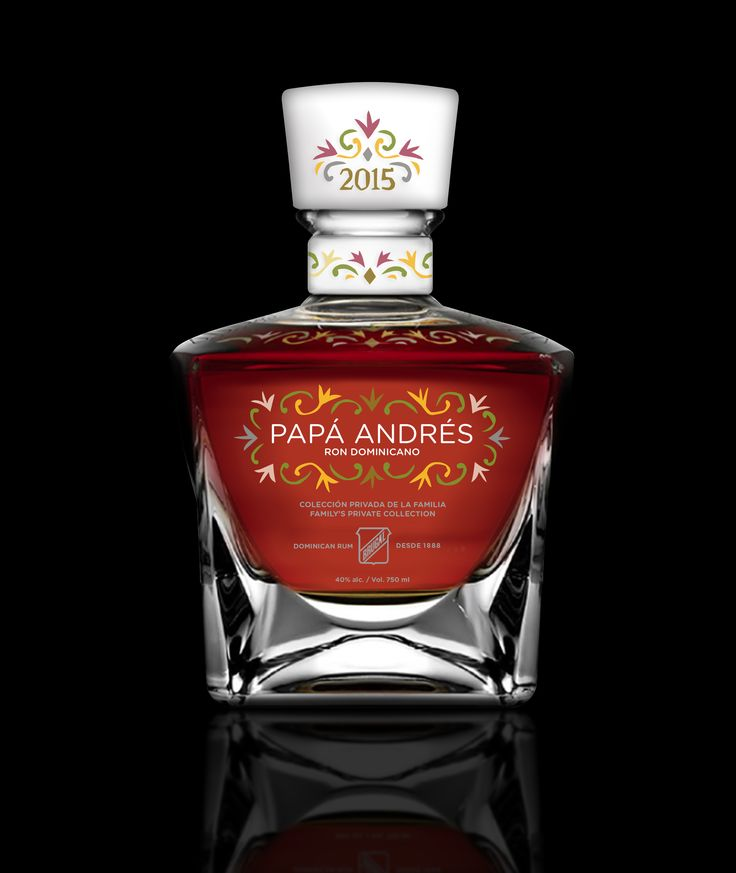 Brugal Rum released their newest blend, Papá Andrés Alegría. The 2015 edition, a blend from the family's private reserve, was created by master blender Jassil Vallanueva Quintana, the family's youngest maestra ronera (master blender). Subtly sweet, smooth and complex, this $1,500-a-bottle rum has only 1,000 bottles in circulation.