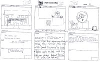 Ryan's Blog: South Park Storyboards - Season 1