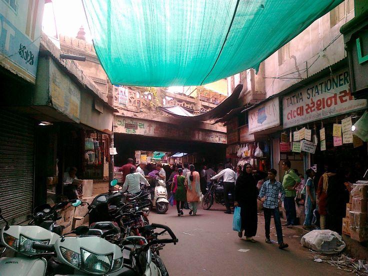 Gandhi Bridge (Stationery Bazar), Ahmedabad