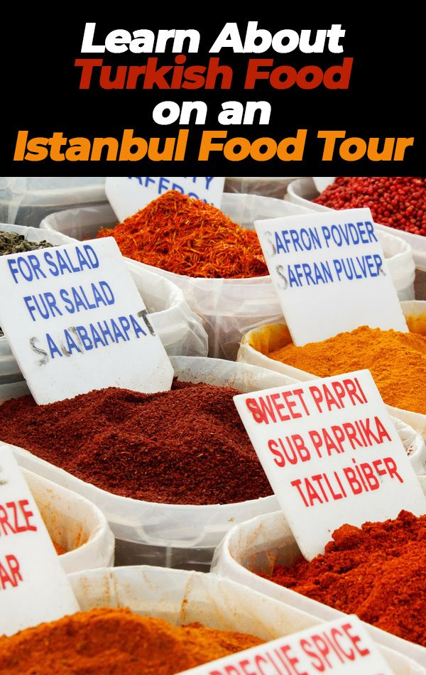 My Istanbul Food Tour Experience – A Vegetarian Perspective