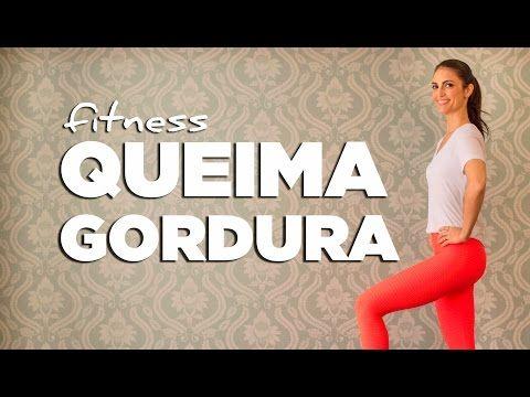 TV Chris Flores: treino para queimar gordura em 15 minutos - YouTube