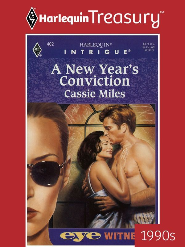 New Year'S Conviction: Cassie Miles: 9780373224029: Amazon.com: Books