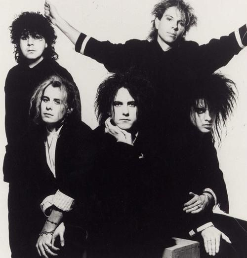 The Cure: Discografía Completa [MEGA]