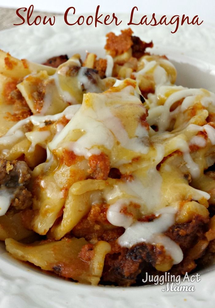 Lasagna Recipes With Ground Beef