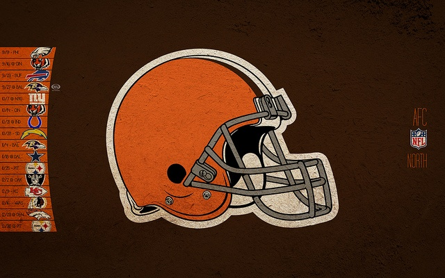 #2012 Cleveland Browns Schedule...  Thanks again for viewing...feel free to Pin, Like, or Comment!