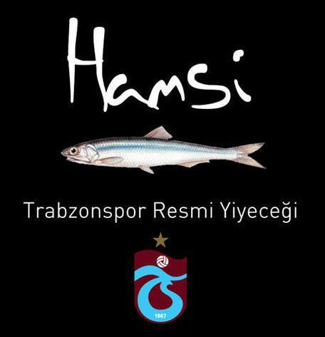 The official food of Trabzonspor...