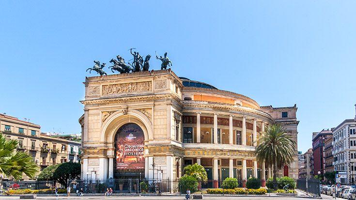 Palermo - Teatro Politeama