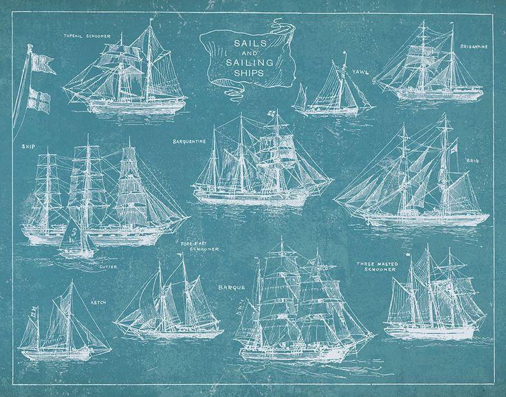 Masterpiece Art - Sailing Ships, $37.00 (http://www.masterpieceart.com.au/sailing-ships/)