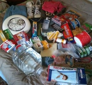 How to make an emergency kit for less than $22
