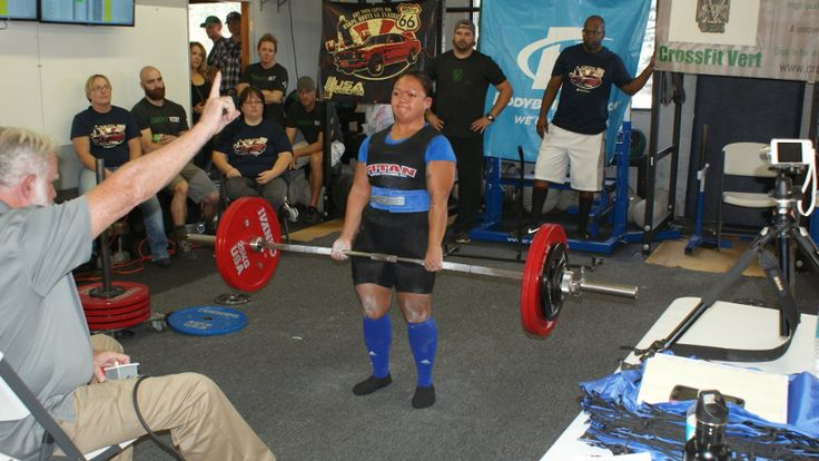 USA Powerlifting Arizona Home