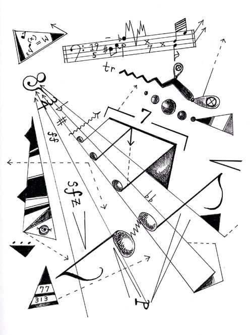 Notations 21 Musicians Visualize Sheet Music In Imaginative Ways