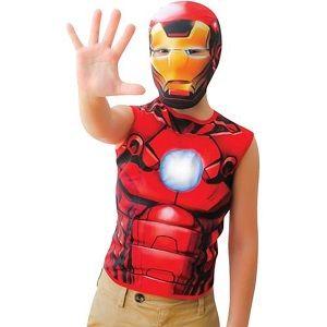 10-12 Yaş Ironman Çocuk Kostümü, ilginc dogum gunu hediyeleri, doğum günü kostümleri, demir adam kostümü