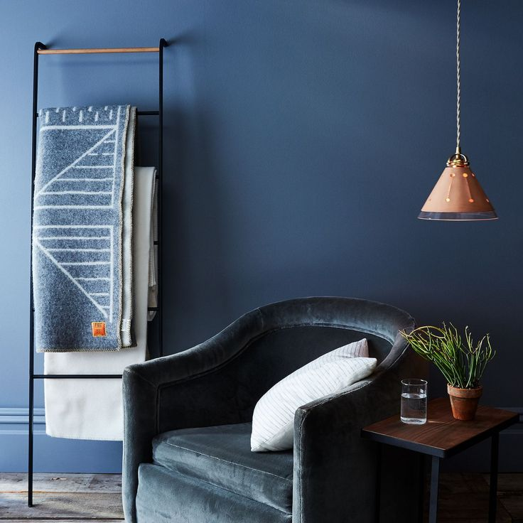 Steel & Wood Leaning Ladder on Food52 Game/TV room?