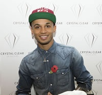 Crystal Clear provided celebrities with skin care advice at the MOBO awards, including Aston from JLS!  http://www.beautyguild.com/news.asp?article=2588