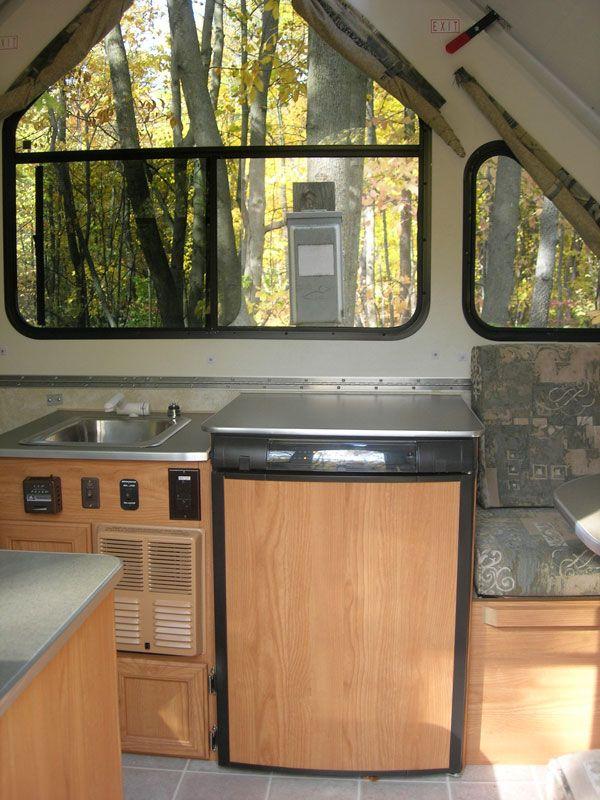 best 25  aliner campers ideas on pinterest
