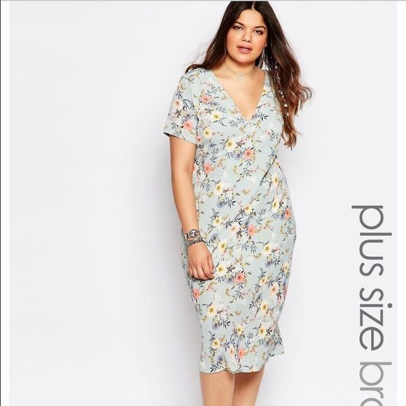 ASOS Plus size Alice and You dress Size us 18! ASOS Curve Dresses